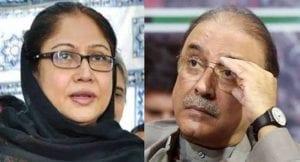 Fake bank accounts: IHC to hear case of Zardari and Talpur