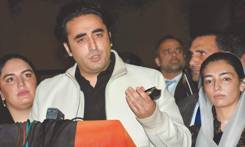 Zardari will get justice on Dec 11 hearing, says Bilawal