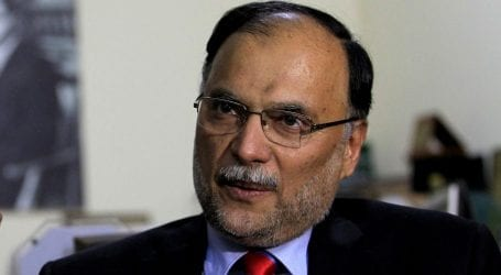 Ahsan Iqbal, four other lawmakers test positive for COVID-19