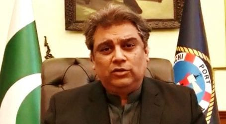 Effective steps taken against coronavirus at all ports: Ali Zaidi
