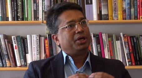 India today is glimpse of what IoK has been for months: Ashok Swain