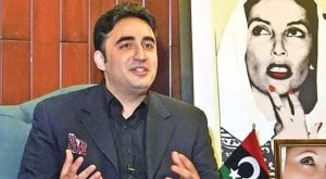 Bilawal criticizes Centre for usurping Sindh's share of NFC award