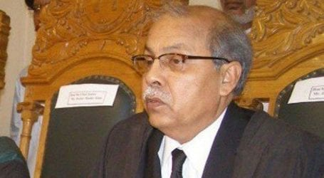 No such thing as law in Sindh: CJP Gulzar