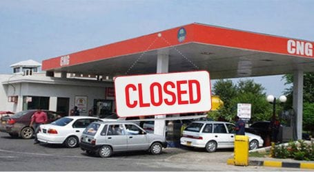 CNG stations to remain closed for 24 hours in Sindh