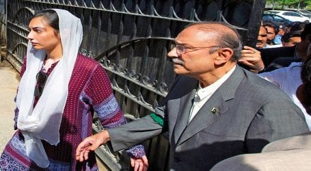 Zardari to arrive in Karachi today after release from prison