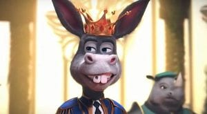 """Movie """"The Donkey King"""" to be released in Turkey from today"""