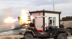 Fear of escalation as rocket fire kills U.S. contractor in Iraq