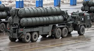 Turkey, Russia working on new S-400 missile contract