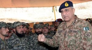 APS Peshawar attack: Army chief salutes to martyrs and their families
