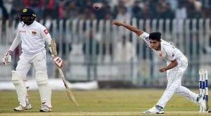 Pakistan, Sri Lanka match suspended again due to bad light