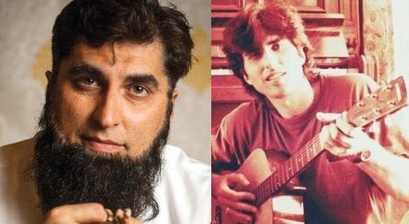 Junaid Jamshed remembered on his 3rd death anniversary