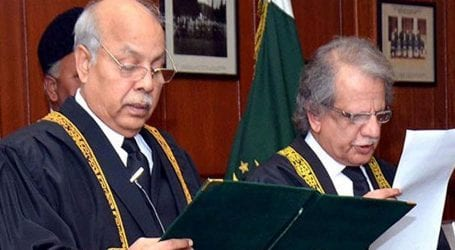 Justice Gulzar Ahmed appointed as Chief Justice of Pakistan