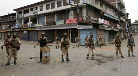 Curfew & communication blockage enters 132nd day in IoK