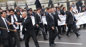 PIC attack: Lawyers strike across province enters 5th day
