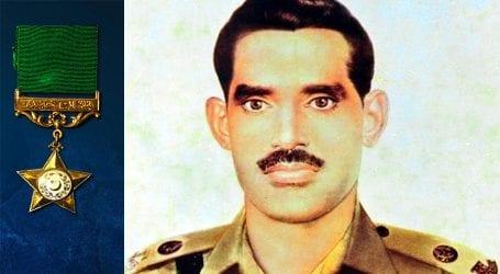 Nation pays tribute to war hero 'Major Akram Shaheed'