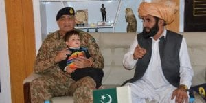 COAS expresses grief over passing of Naqeebullah Mehsud's father