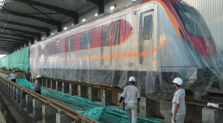 Orange Line train to begin test runs from today in Lahore