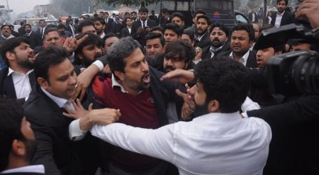 PIC attack: FIR lodged against lawyers under anti-terrorism act