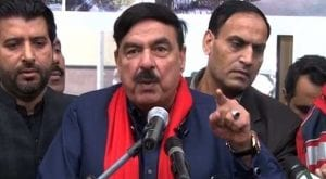 Waiting for PM Imran to allow resuming train operations: Sheikh Rasheed