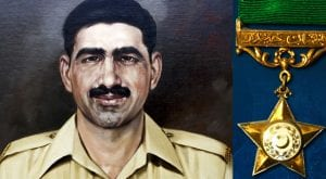 Sawar Muhammad Hussain Shaheed being remembered today