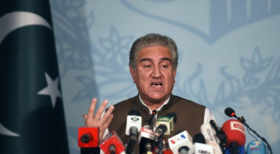 India might activate sleeper cells in Pakistan: FM Qureshi