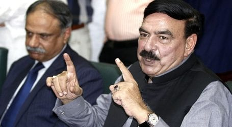 ML-1 project will revolutionize railway sector in Pakistan: Sheikh Rasheed