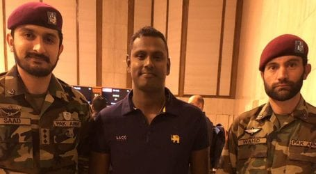 Angelo Matthews praises security in Pakistan