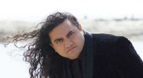 Singer Taher Shah announces his return in upcoming year
