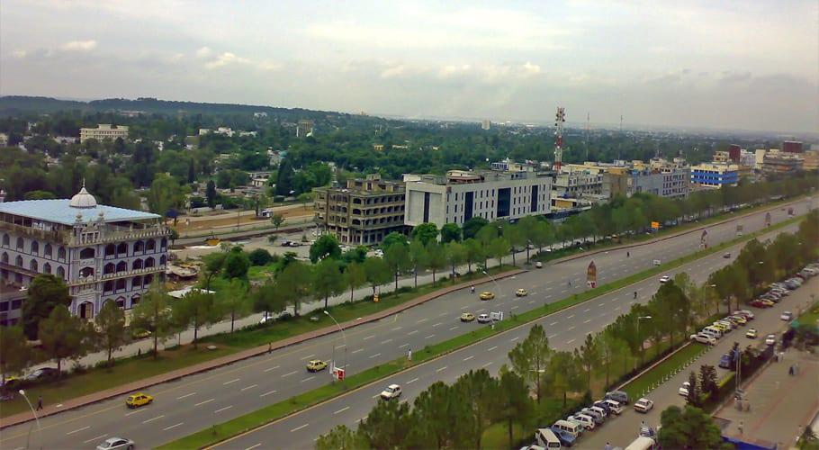 CDA, Naya Pakistan officials seek 'Blue Area' to make the project