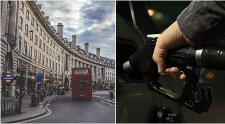UK to ban petrol, diesel cars in the streets