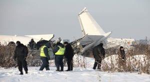 Over 14 killed many injured in Kazakhstan passenger plan crash
