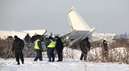 Over 14 killed in Kazakhstan passenger plane crash