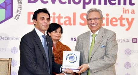 President Alvi calls for educating human resources efficiently