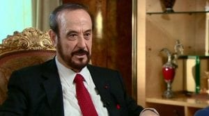 syrian president's uncle