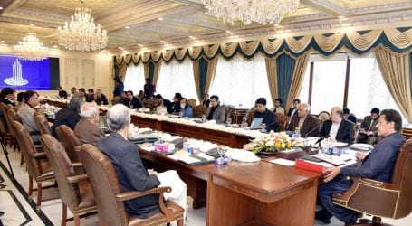 Federal cabinet deliberates on providing relief measures