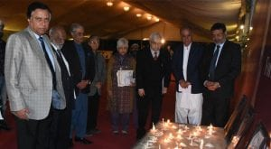 Rich tributes paid to former PM Benazir Bhutto