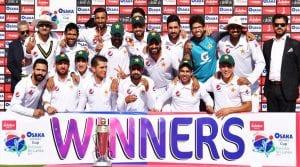 Nation congratulates Pakistan cricket team on historic win