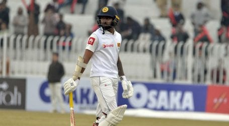 Test Day 2: De Silva steadies Sri Lanka on weather-hit day
