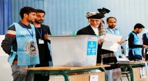 Election results of Afghanistan expected next week, says official