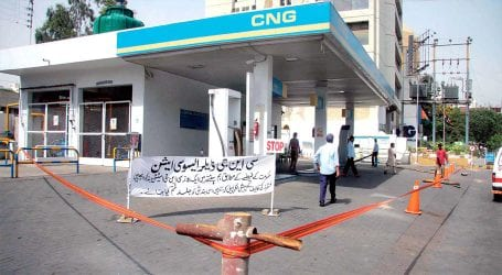 Closure of CNG stations continue across Sindh