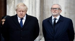 U.K. General Election 2019 Corbyn vs Johnson