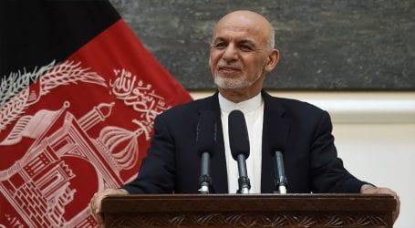 Afghan president orders release of 500 Taliban prisoners