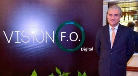 Foreign Office's new website 'VisionFO' launched