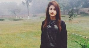 Abducted Dua Mangi has recovered