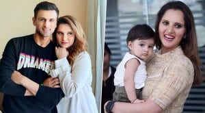 Sania opens up about her first meeting with Shoaib