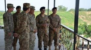 US to resume Pakistan's military training program