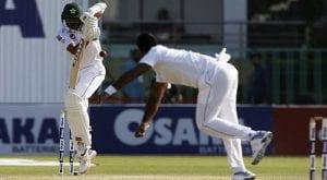Pakistan fight back: players score 555 till lunch break