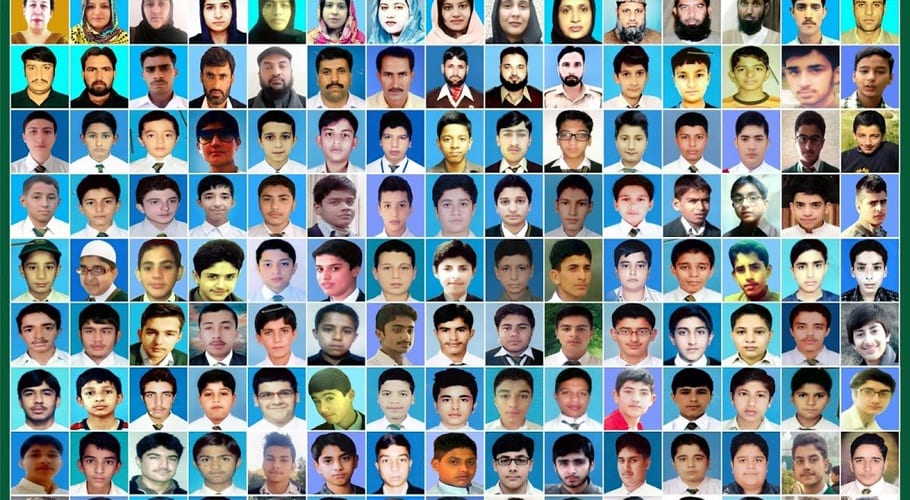 APS tradegy: Nations pays homage to the martyrs