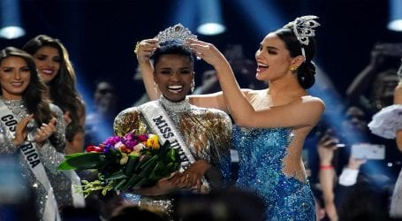 South African beauty wins Miss Universe crown 2019
