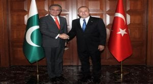 Pakistan, Turkey agree to enhance trade ties